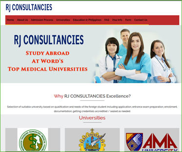 Abroad education consultant