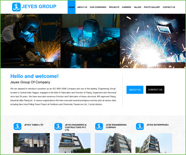 Engineering Group Website